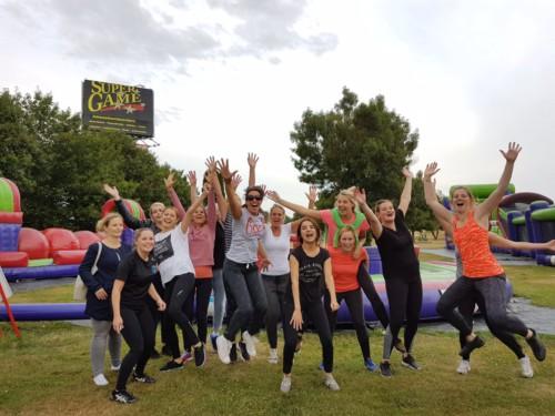 Team foto Kinderdagverblijf Villa Kakelbont Venlo